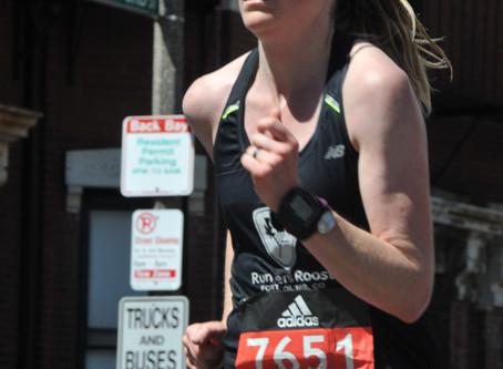 Racing the Boston Marathon