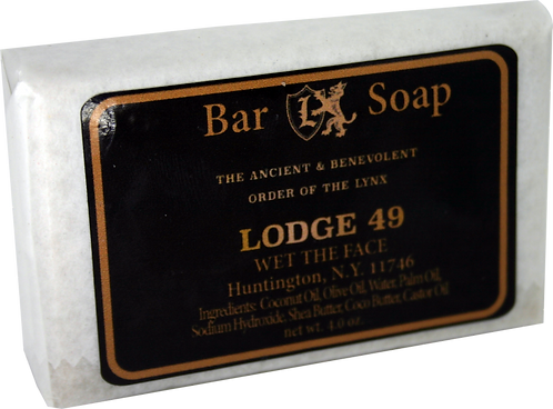 Bar Soap Lodge 49 4.0 oz