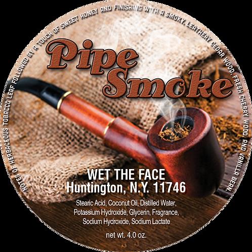 Pipe Smoke Shaving Soap