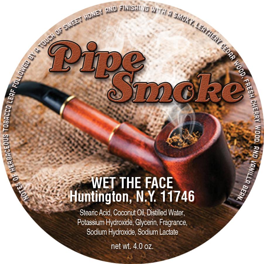 Pipe Smoke Shaving Soap 4 0 oz