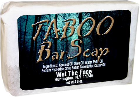 Bar Soap Taboo 4.0 oz