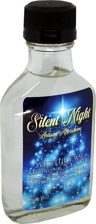 Silent Night After Shave - 3.5 oz