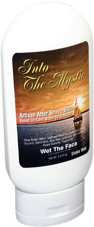 Into The Mystic Aftershave Balm 4.0