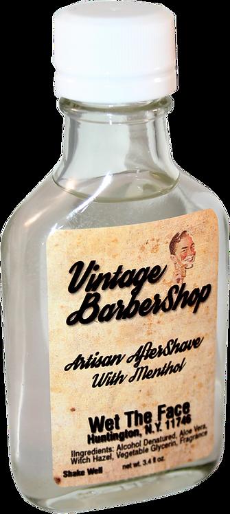 Vintage BarberShop After Shave 3.5 floz