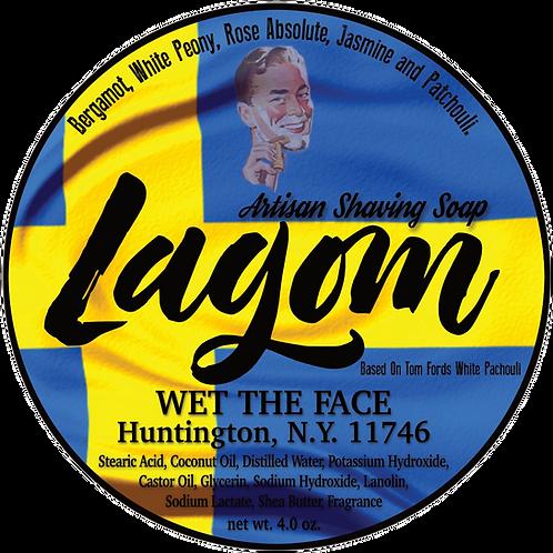 Lagom Shaving Soap