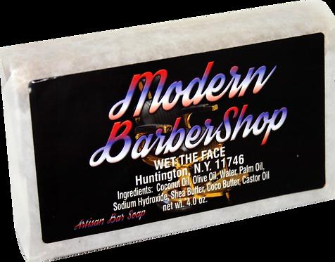 Bar Soap Modern Barbershop 4.0 oz