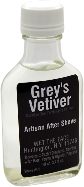 Grey's Vetiver AfterShave 3.4floz