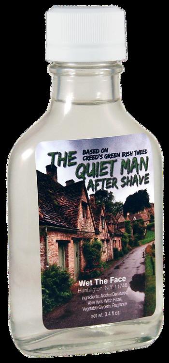 The Quiet Man After Shave  3.4fl oz