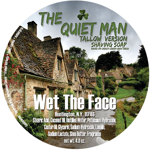 Tallow The Quiet Man