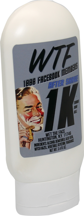 FaceBook 1K Aftershave Balm 4.0
