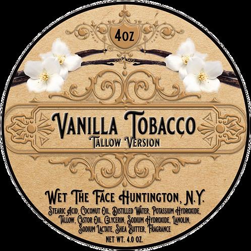Tallow Vanilla Tobacco
