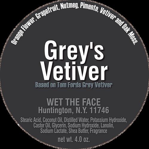 Grey's Vetiver Shaving Soap