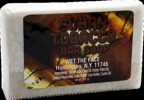 Bar Soap Cuban Tobacco  4.0 oz
