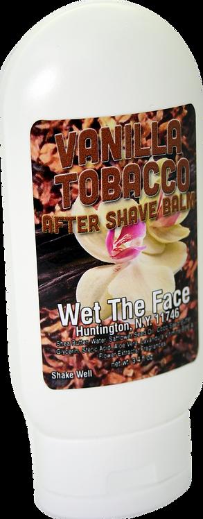Vanilla Tobacco Aftershave Balm 4.0 oz