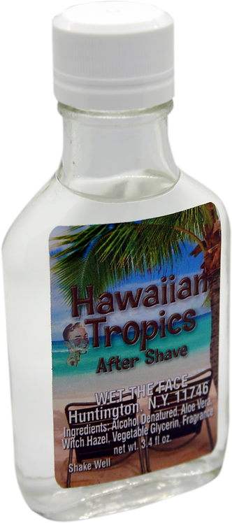Hawaiian Tropics AfterShave 3.4floz