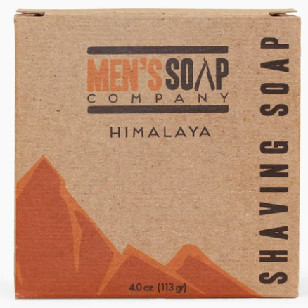 Men's Soap Company Himalaya