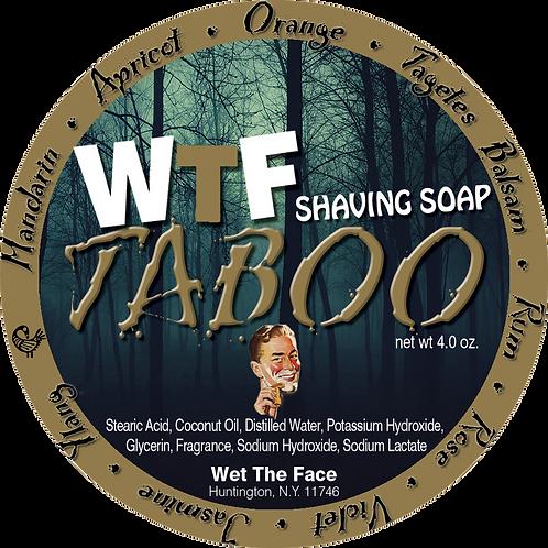 Taboo Shaving Soap