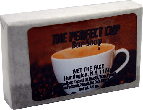 Bar Soap The Perfect Cup  4.0 oz