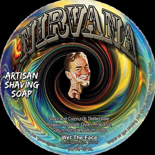 Nirvana Shaving Soap