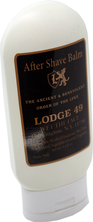 Lodges 49 Aftershave Balm 4.0
