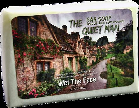 Bar Soap The Quiet Man 4.0 oz