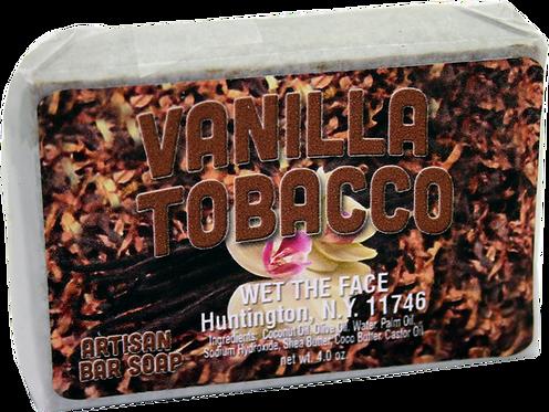 Bar Soap Vanilla Tobacco 4.0 oz