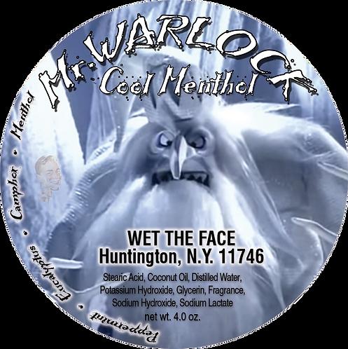 Mr. Warlock Shaving Soap