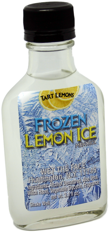 Frozen Lemon Ice AfterShave 3.4floz