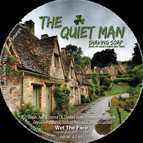 The Quiet Man Shaving Soap