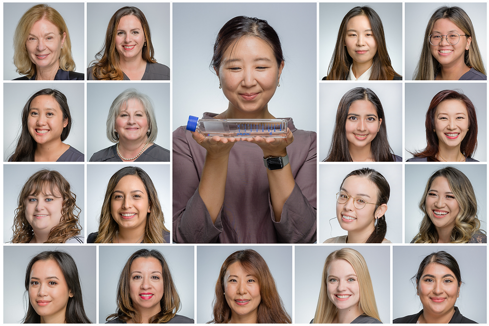 Compilation of the beautiful women working to make everyone's own stem cells available to them.