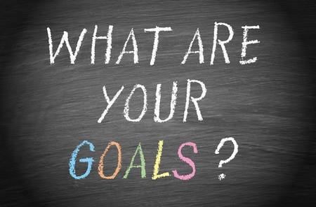 What are your goals? on blackboard