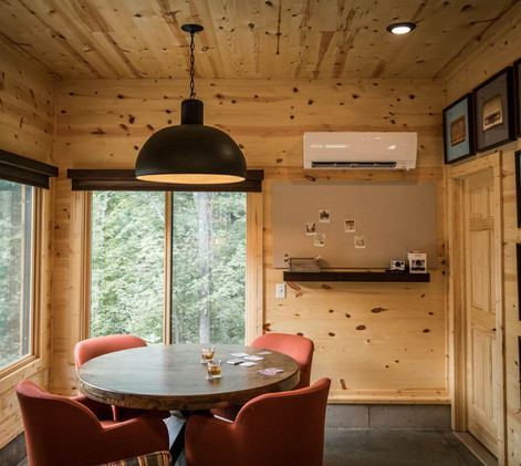 Contemporary Cabin Studio Game Table