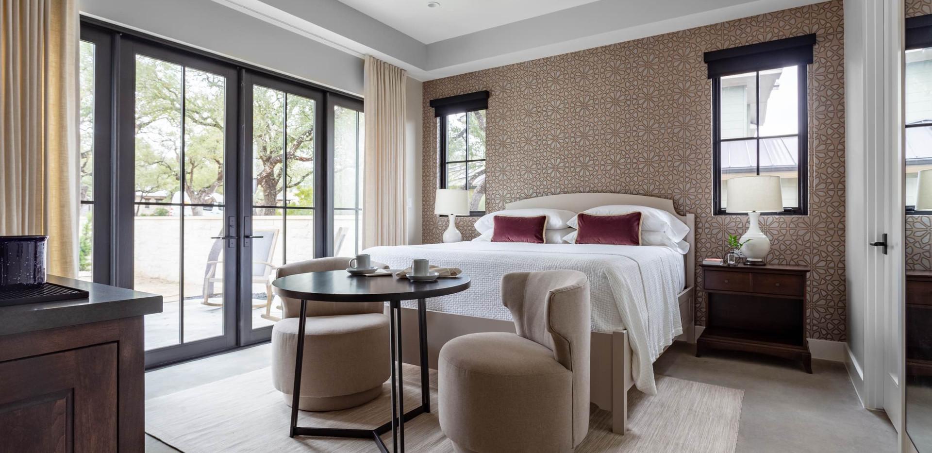 Contemporar farmhouse Guest Suite