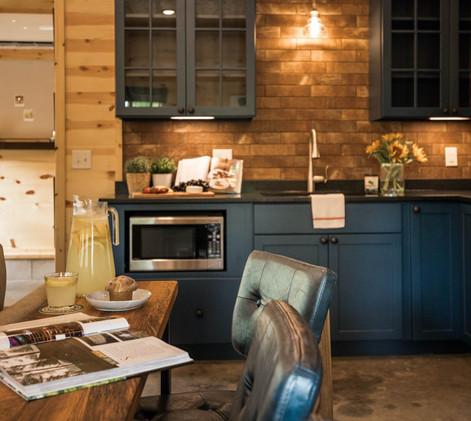 Contemporary Cabin Studio