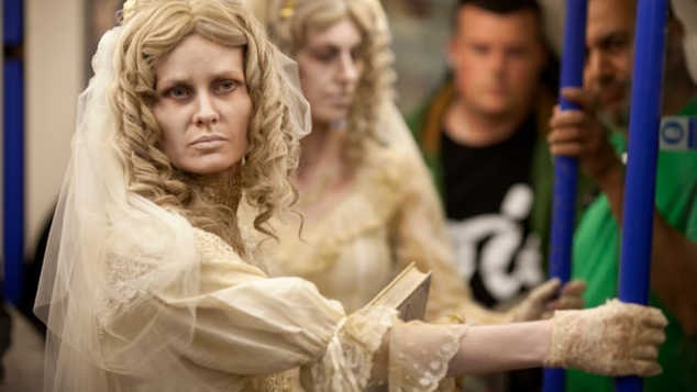 UKTV DRAMA 'Great Expectations Launch'