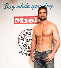 MIELE Jeans for Genes