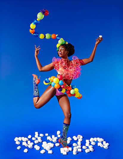 SWEET ADDICTION  Photography by Simon Webb  Styling by Manrutt Wongkaew