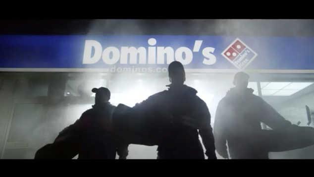 DOMINOS 'Delivery Heros'