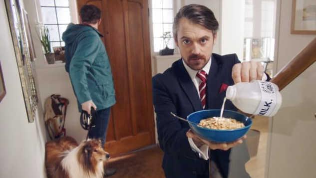 DAIRY UK 'Be Scrumptious'