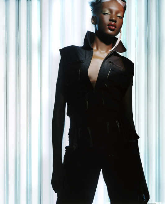 Photographer Kofi Allen Creative Director Sam Davis Production by Lokation Co