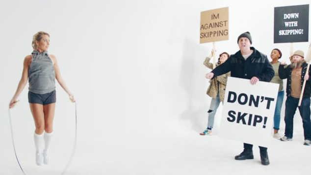 CORAL 'Don't Skip'