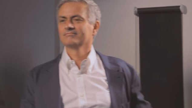 José Mourinho pranks Football Daily Top-Eleven