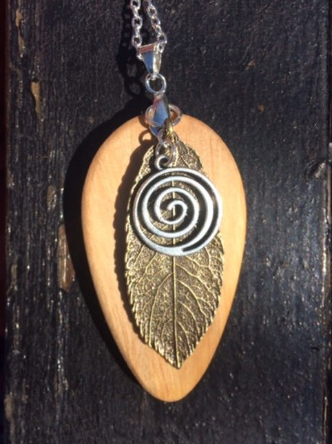 Lovely Irish Beech Pendant