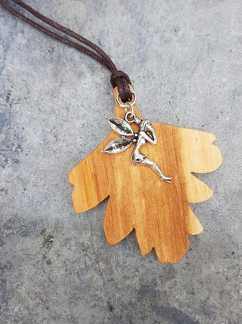 Magical Fairy Hawthorn  Pendant Necklace