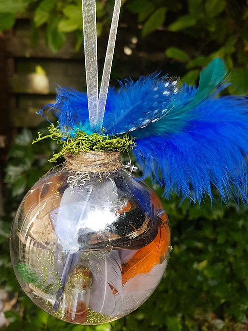 Celtic Pagan Good Luck and Prosperity Ball