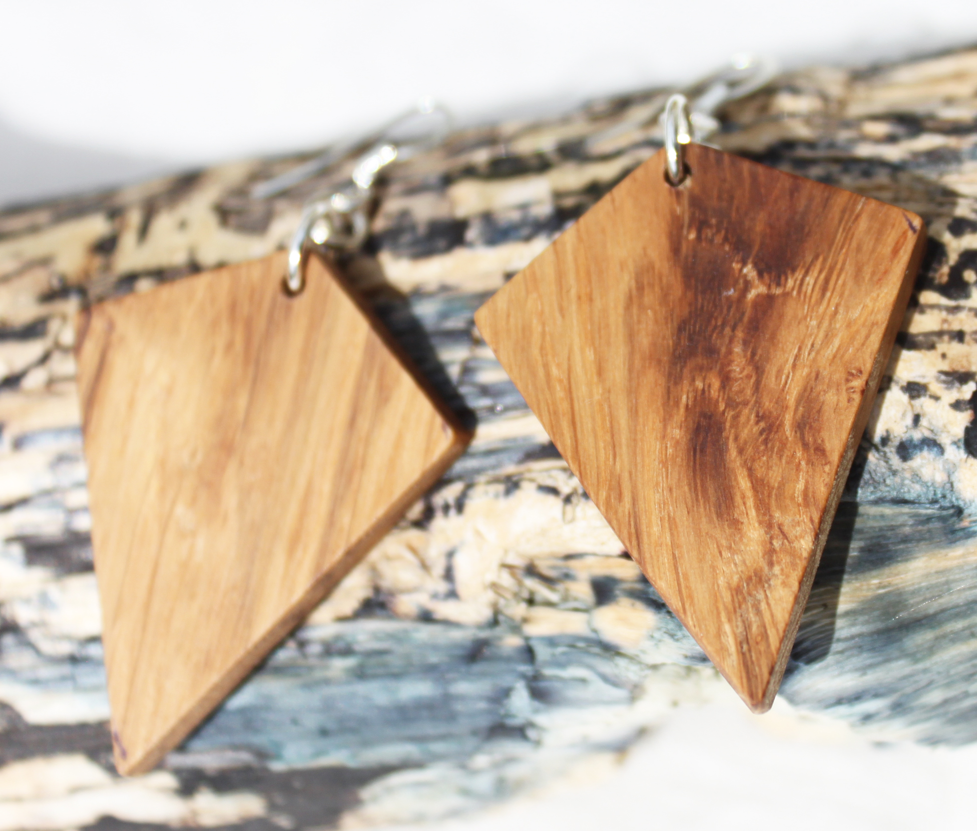 Birch Kite Earrings