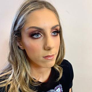 Gorgeous Georgia prom makeup, the most b