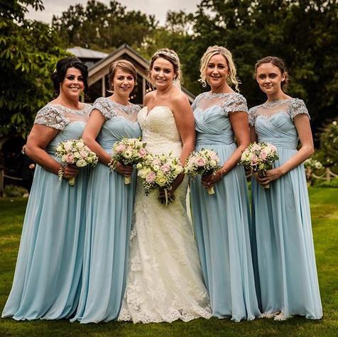 Beautiful Bridal Squad _theoaktreeofpeov