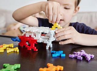 想像力・集中力を豊かにしていく知育玩具