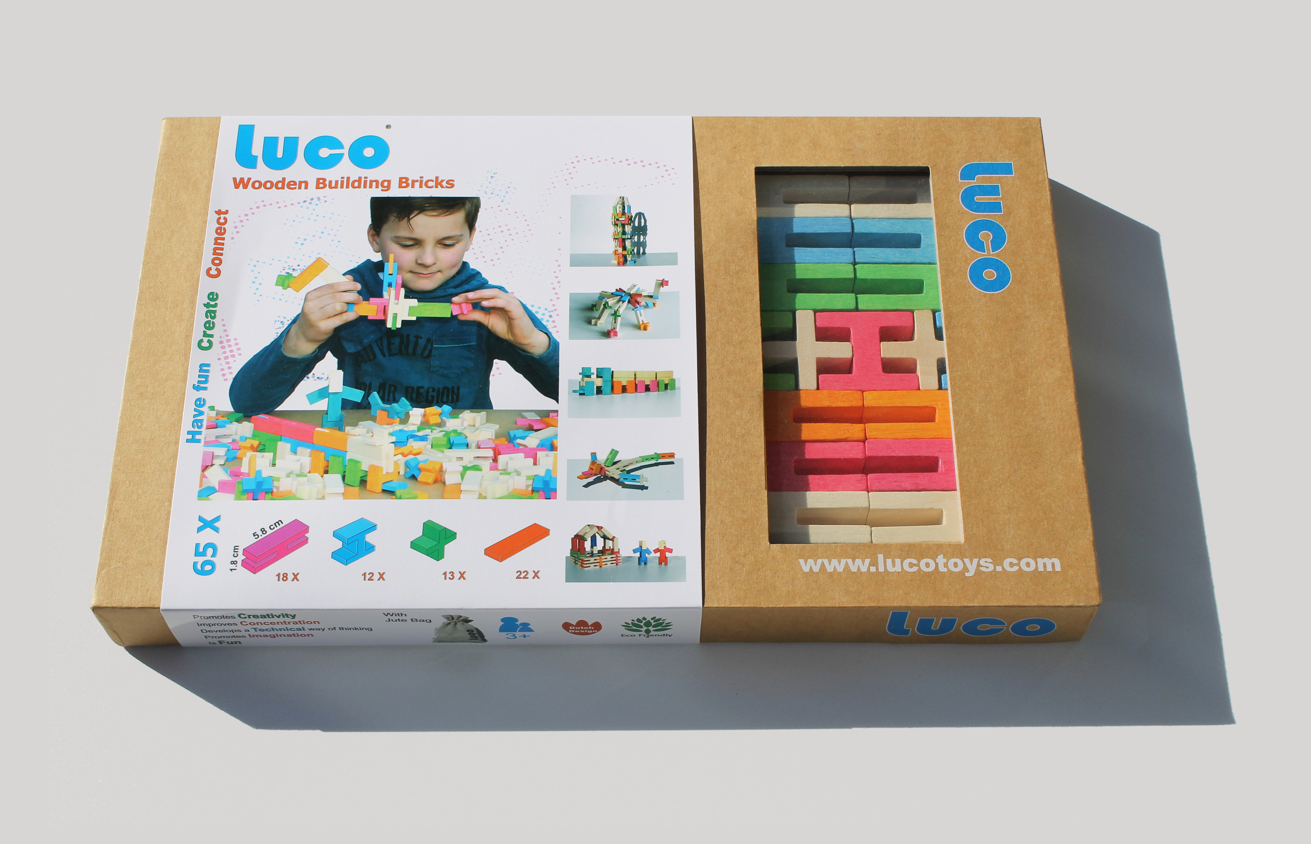 LUCO 65ピースセット